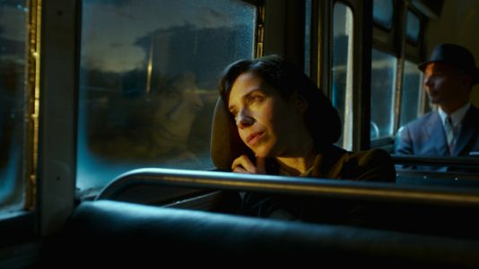 'The Shape Of Water': An Elegant Fable Of Starfish-Crossed Lubbers