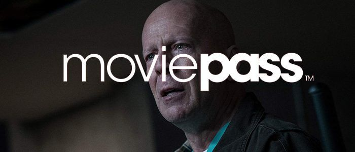 MoviePass Still Thinks They Can Make Movies, Casts Bruce Willis in '10 Minutes Gone'