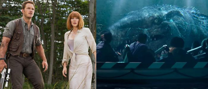 Universal's Jurassic World Ride Will React to Actual Weather Changes; Chris Pratt, Bryce Dallas Howard, and BD Wong to Reprise Their Roles