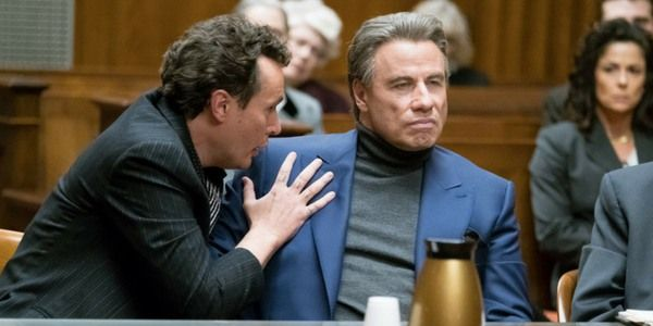 Why John Travolta Is Going For The Bald Look Now