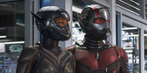 Ant-Man & the Wasp Are 'Very Much Partners' in Marvel Sequel
