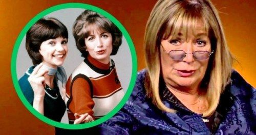 Penny Marshall, Iconic Director and Star of Laverne and Shirley