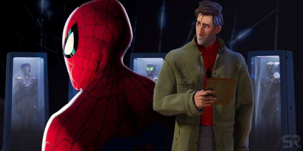 Every Spider-Man Suit Peter Parker Has In Into The Spider-Verse