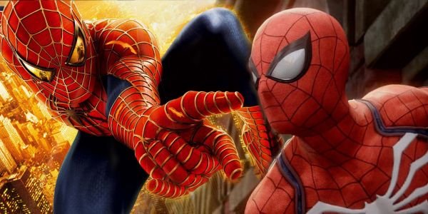 Spider-Man PS4 Gives First Look At Classic Spidey Suit
