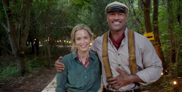Dwayne Johnson's Jungle Cruise Has Been Delayed