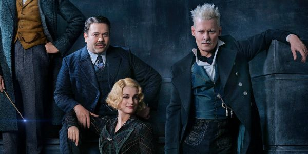 Fantastic Beasts 2 Opening Weekend Projected As Franchise Worst