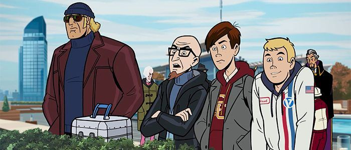 Adult Swim Orders Movies for 'The Venture Bros.', 'Aqua Teen Hunger Force', and 'Metalocalypse'