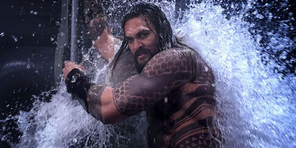 The Aquaman Movie Uses Water, But Not Nearly As Much As You Think