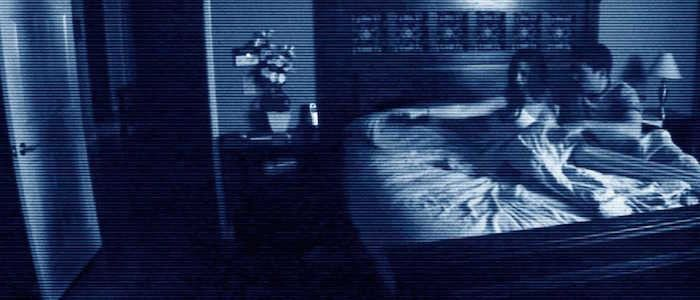 Another 'Paranormal Activity' Sequel is in Development, So Prepare Those Night Vision Cameras