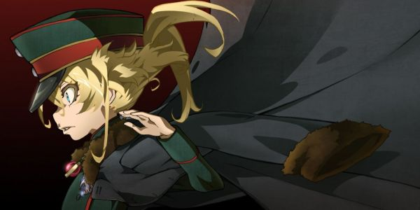 The Saga of Tanya the Evil Anime Movie Reveals New Character Artwork