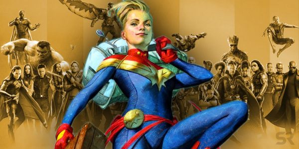 Theory: Captain Marvel Isn't Where You Think She Is In The MCU