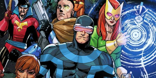 Cyclops Brings His ENTIRE Family To The New X-Men | ScreenRant