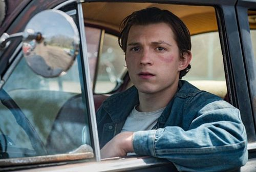 The Devil All the Time Poster Teases Tom Holland's Netflix Drama Thriller