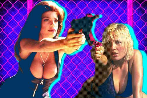 'Full Moon' Rising: The Sexiest, Trashiest Exploitation Movies of the '70s, '80s and '90s