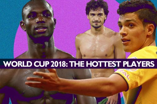 World Cup 2018: The Definitive Guide To The Hottest Soccer Players On Each Team
