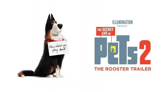 The Secret Life of Pets 2 Trailer Welcomes Harrison Ford as Rooster