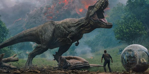 Jurassic World 2 Trailer: Escape From Dino Island
