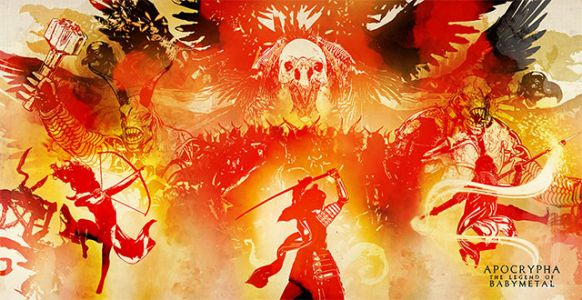 Japanese Metal Band Babymetal Is Getting A Graphic Novel