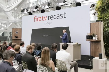 Amazon's Fire TV Recast promises over-the-air shows, DVR for all your screens