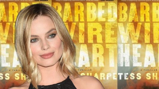 Margot Robbie to Produce Barbed Wire Heart for Warner Bros