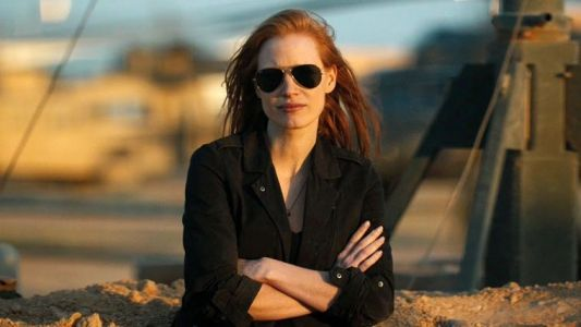 Jessica Chastain Wraps Filming On IT Chapter Two