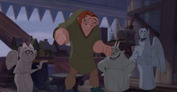 Disney to Make Live-Action 'Hunchback of Notre Dame' Musical Possibly Starring Josh Gad