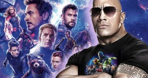 The Rock Champions Avengers: Endgame Success, Wants a Meeting
