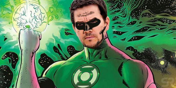 How A Mark Wahlberg Green Lantern Fit in Snyder's Justice League Plans