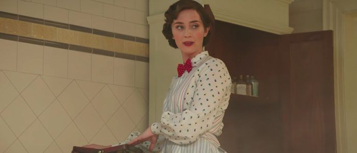 'Mary Poppins Returns' Clip and Featurette Focus on Emily Blunt and Meryl Streep
