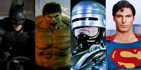 8 Superhero Movies That Were Way Better Than The Reboots