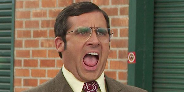 Steve Carell Would Totally Do Anchorman 3