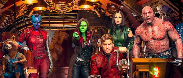 'Guardians of the Galaxy' Roller Coaster Vehicles Revealed