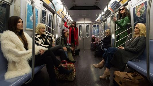Ocean's 8 Steals a $41.5 Million Opening, Setting Franchise Record