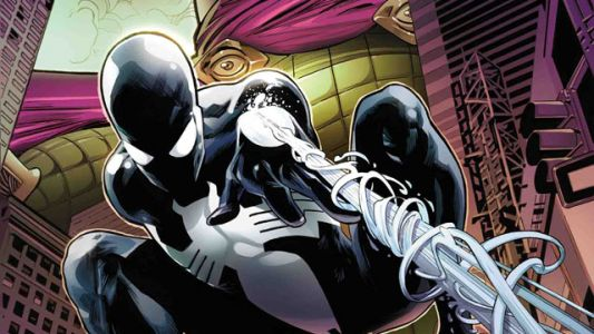 Peter Parker's Back in Black in Symbiote Spider-Man Miniseries