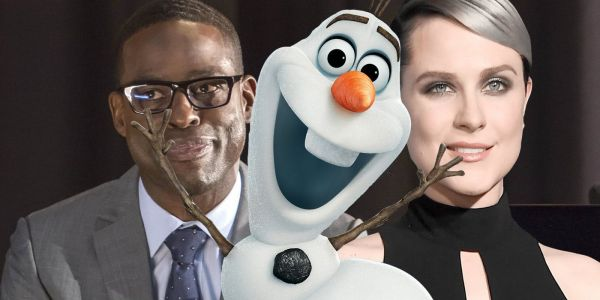 Frozen 2 Adding Evan Rachel Wood & Sterling K. Brown to Cast