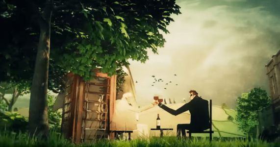 It's Good Vs. Evil Throughout History in the Good Omens Opening Credits