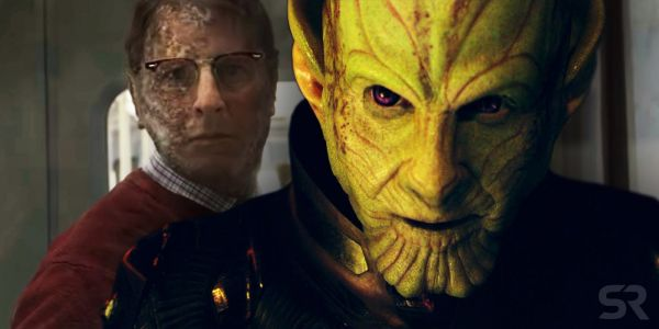 Skrull Shapeshifting Weakness In Captain Marvel Revealed By Tie-In Book