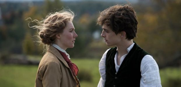 'Little Women' First Look: Saoirse Ronan, Timothée Chalamet, Emma Watson, and More Are Radiant in Greta Gerwig's New Adaptation