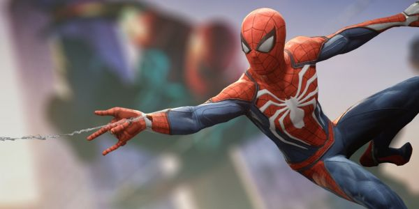 Spider-Man PS4 Reveals First Look at Velocity Suit at Comic-Con