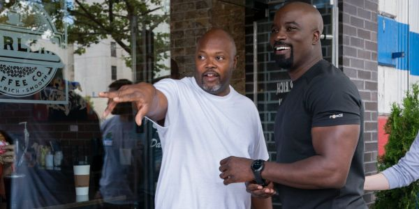Cheo Hodari Coker Interview: Marvel's Luke Cage Season 2