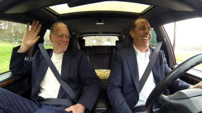 The Five Best COMEDIANS IN CARS GETTING COFFEE Episodes