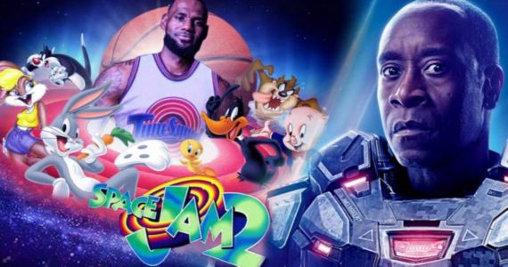Don Cheadle Is the Villain in Space Jam 2