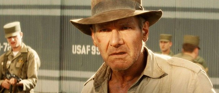 Harrison Ford Doesn't Want Chris Pratt to Replace Him as Indiana Jones