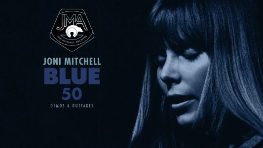 Hear Demos & Outtakes of Joni Mitchell's Blue on the 50th Anniversary of the Classic Album