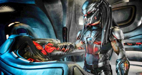 New Look at The Predator Leaves Comic-Con Buzzing with