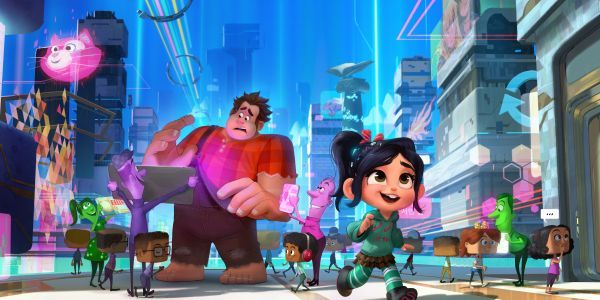 Ralph Breaks The Internet Reviews: What CinemaBlend Thought Of The Wreck-It Ralph Sequel
