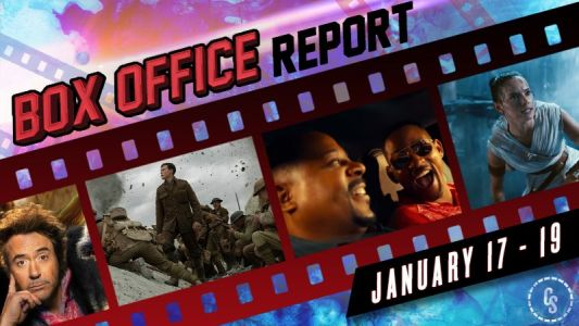 Bad Boys Shoot to 1 at the Box Office, Dolittle Does Little