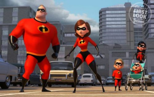 Incredibles 2 Movie in 2018