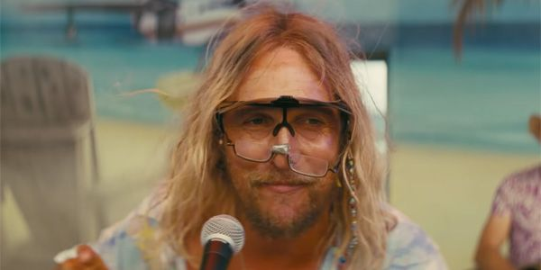 The Beach Bum Red Band Trailer Has Explosives, Drugs, And Lots Of Matthew McConaughey