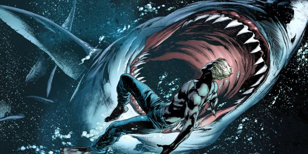 How Arthur Curry Discovers He Can Talk to Fish in the Aquaman Movie